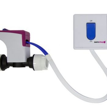 Can't Turn Off Your Mains Water? Try Surestop